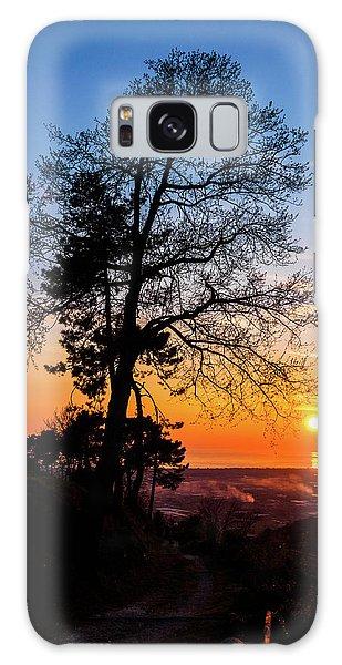 Sunset - Monte D'oro Galaxy Case
