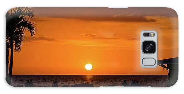 Sunset - St Pete Beach 2 Galaxy Case