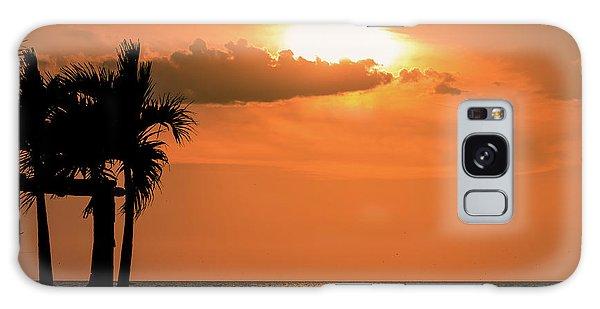 Sunset - St Pete Beach Galaxy Case