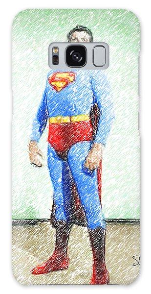 Superman Galaxy Case