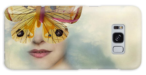 Spirituality Galaxy Case - Surreal Image Representing A Female by Valentina Photos