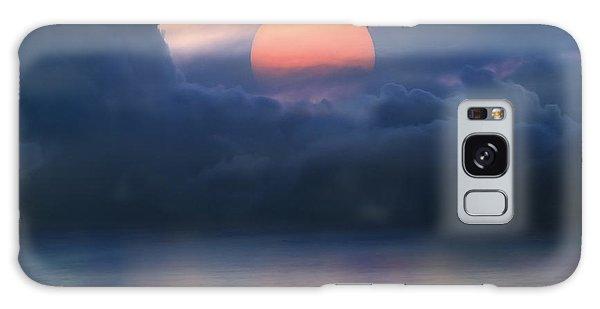 Marina Galaxy Case - Surreal Sunset by Maodoltee