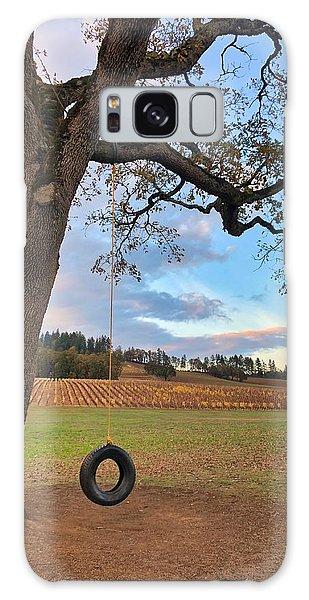 Swing In Tree Galaxy Case
