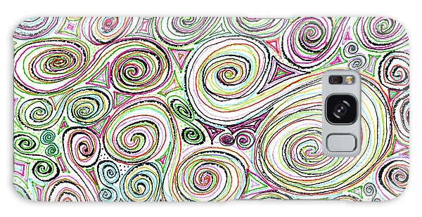 Swirls Galaxy Case
