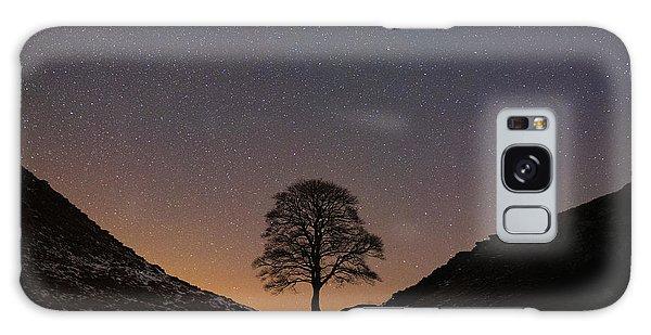 Astro Galaxy Case - Sycamore Gap  by Mark Mc neill