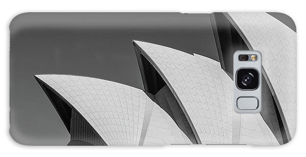 Galaxy Case featuring the photograph Sydney_opera by Mark Shoolery