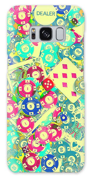 Gamble Galaxy Case - Table Plays by Jorgo Photography - Wall Art Gallery