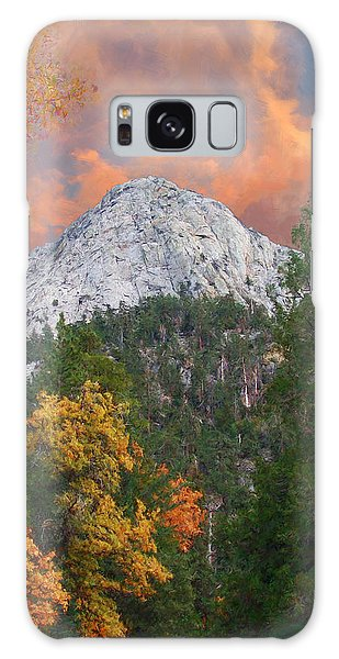 Tahquitz Peak - Lily Rock Painted Version Galaxy Case