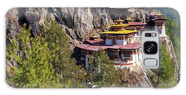 Taktsang Monastery  Galaxy Case