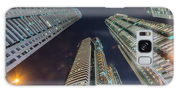 Marina Galaxy Case - Tall Residential Buildings In Dubai by Elnur
