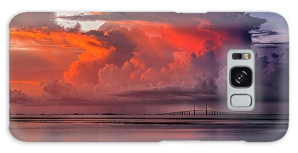 Ominous Galaxy Case - Tampa Bay Storm by Marvin Spates