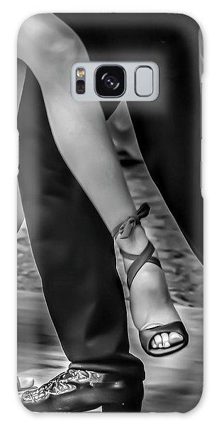 Tango Of Feet Galaxy Case