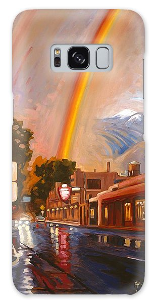 Taos Rainbow Galaxy Case