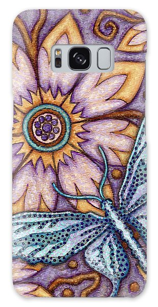 Tapestry Butterfly Galaxy Case