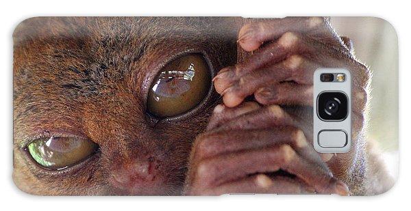 Furry Galaxy Case - Tarsier, Bohol Island, Philippines by Bambara