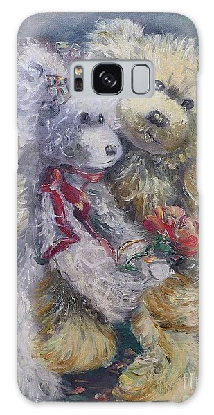 Teddy Bear Honeymooon Galaxy Case
