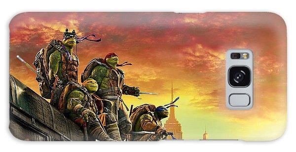 Turtle Galaxy Case - Teenage Mutant Ninja Turtles by Geek N Rock