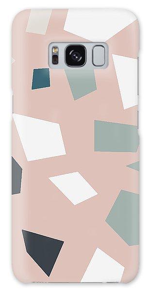 Stone Wall Galaxy Case - Terrazzo 2- Art By Linda Woods by Linda Woods