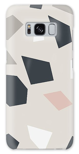 Stone Wall Galaxy Case - Terrazzo 3- Art By Linda Woods by Linda Woods