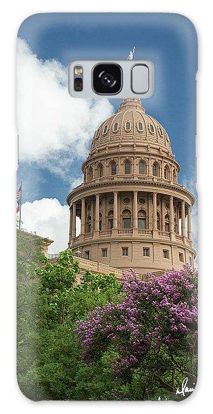 Texas Capital Building Galaxy Case