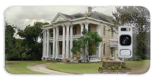 Texas Mansion In Ruin Galaxy Case