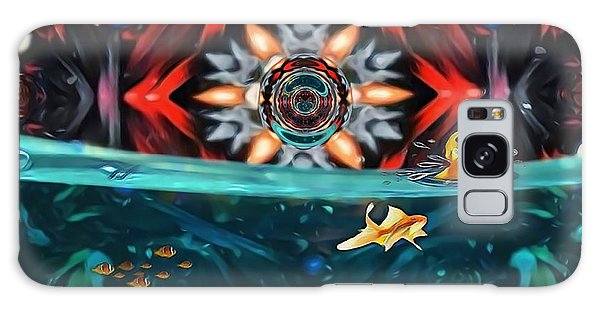 The Abstract Fish Tomb Galaxy Case