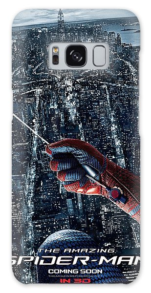 The Avengers Galaxy Case - The Amazing Spider Man by Geek N Rock