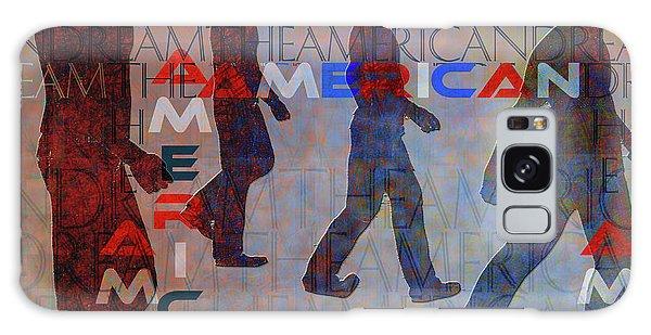 The American Dream Galaxy Case