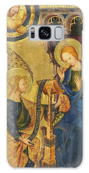 Annunciation Galaxy Case - The Annunciation, 1380 by Unknown