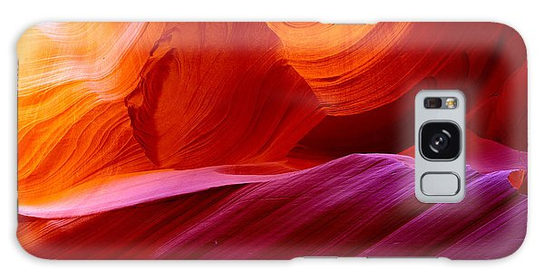 Southwest Usa Galaxy Case - The Antelope Canyon, Page, Arizona by Manamana