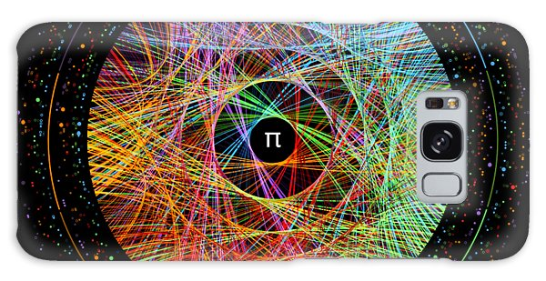 Visualization Galaxy Case - The Art Of Pi  by Martin Krzywinski