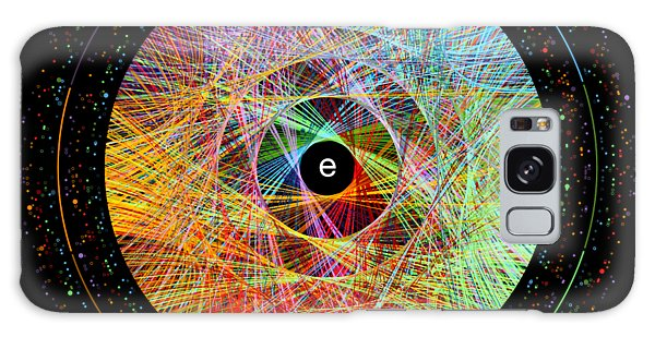 Visualization Galaxy Case - The Art Of The Natural Logarithm E by Martin Krzywinski