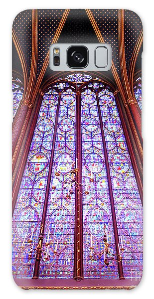 The Awe Of Sainte Chappelle Galaxy Case