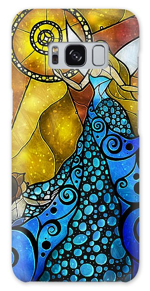 Stone Galaxy Case - The Blue Fairy by Mandie Manzano