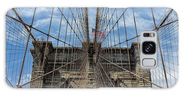 The Brooklyn Bridge Galaxy Case