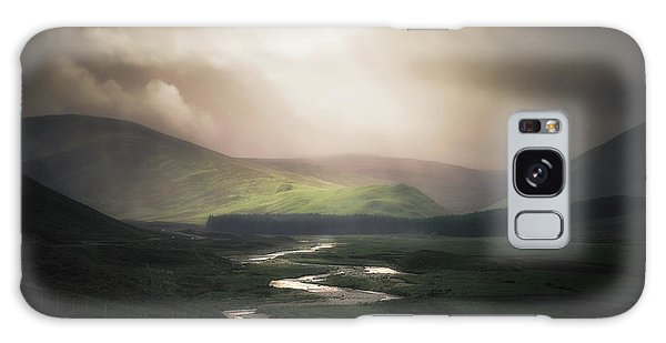 Cairngorms National Park Galaxy Case - The Cairngorms by Chris Fletcher