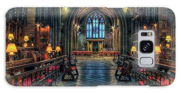 The Cathedral Church Of Saints Asaph And Cyndeym Galaxy Case