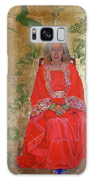 The Chinese Empress Galaxy Case
