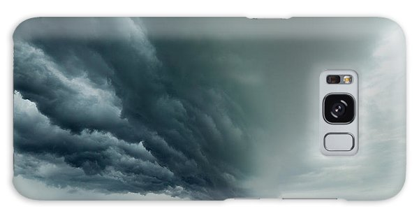Ominous Galaxy Case - The Coming Storm by Mike Phillips