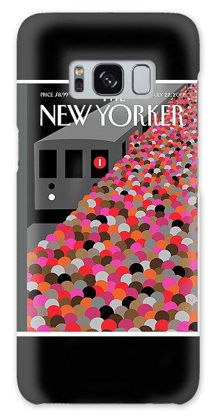 The Commute Galaxy Case