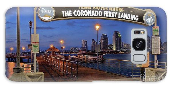 The Coronado Ferry Landing Galaxy Case