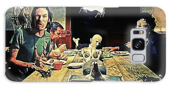 The Dinner Scene - Texas Chainsaw Galaxy Case