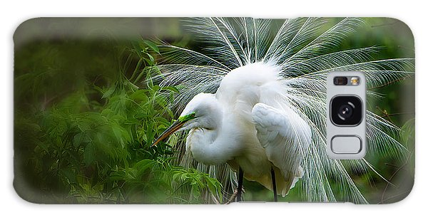 Egret Galaxy Case - The Display by Marvin Spates