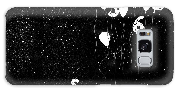 The Edge Of The Universe Galaxy S8 Case