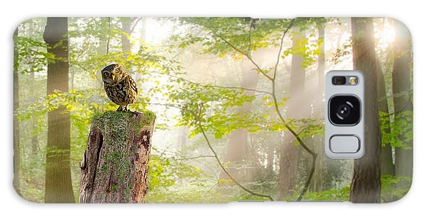 The Enchanted Forrest Galaxy Case