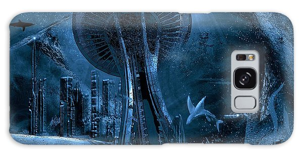 Milky Way Galaxy Case - The End Of The Century by ArtMarketJapan