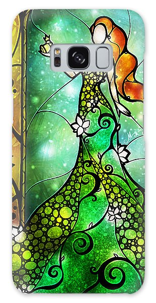 The Frog Prince Galaxy Case
