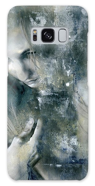 Mixed-media Galaxy Case - The Hidden Wings by Patricia Ariel