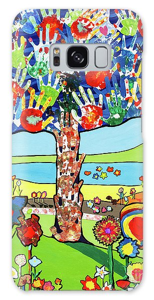 March Galaxy Case - The Higher You Reach by Robert Yaeger