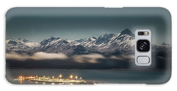 The Homer Spit Galaxy Case